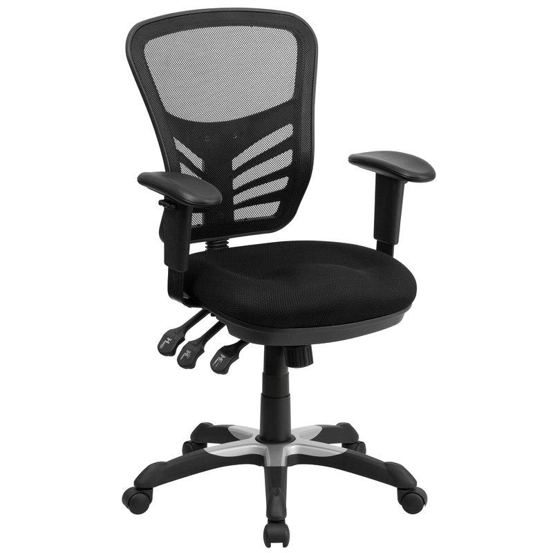 Billups Mid Back Mesh Desk Chair