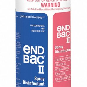 Disinfectant, 15 oz. Cleaner Container