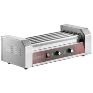 Hot Dog Roller Grill with 5 Rollers
