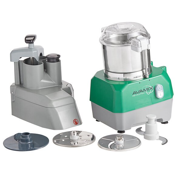 Combination Commercial Food Processor
