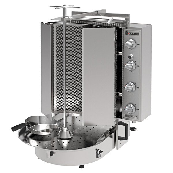 Inoksan PDE 403N Electric Doner Kebab Machine
