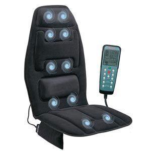 10 Motor Massage Cushion with Heat - Massage Chair Pad