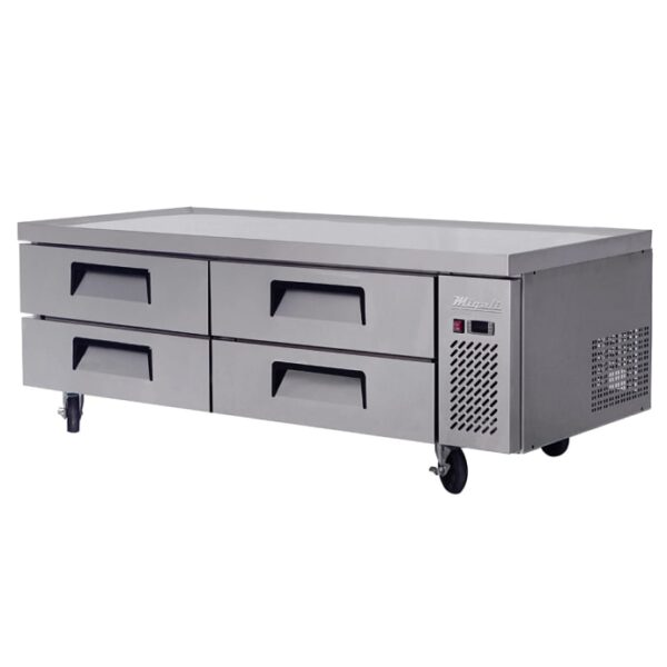 "Migali C-CB72-HC 72 2/5"" Chef Base"