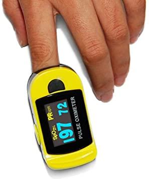 OxyWatch C20 Fingertip Pulse Oximeter
