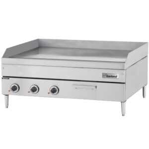 Heavy-Duty Electric Countertop Griddle