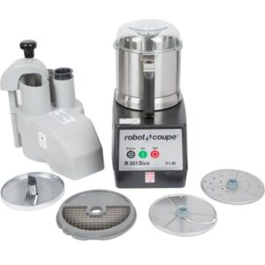Robot Coupe R301 Dice Ultra Combination Continuous Feed Food Processor