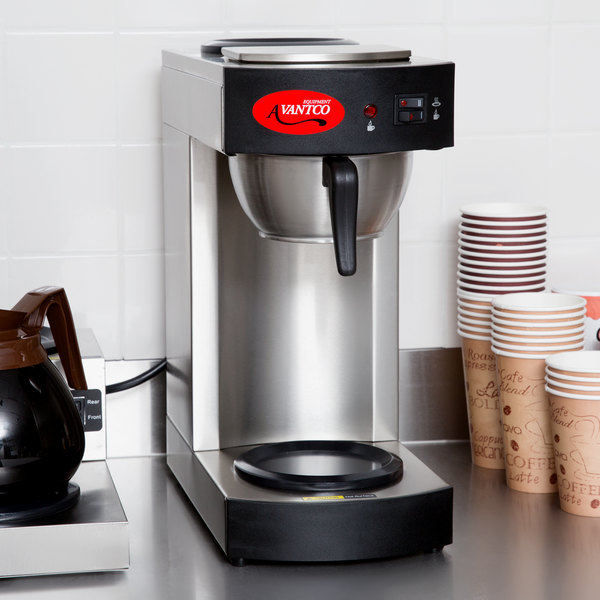 Pourover Commercial Coffee Maker