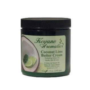 Keyano Aromatics Coconut Lime Butter Cream