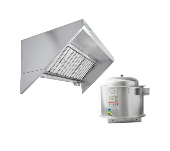 Restaurant hood system